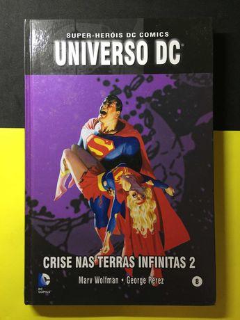 Super-Heróis DC Comics. Universo DC, Crise nas Terras Infinitas 2