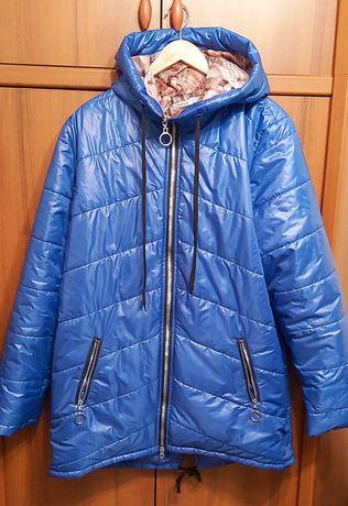 Новая!!! Женская демисезонная куртка