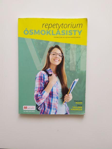 Repetytorium ósmoklasisty podręcznik do języka angielskiego Macmillan