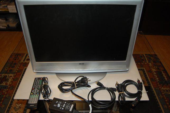 """telewizor LCD AKAI 22"""" z odtwarzaczem DVD, ALD2215H"""