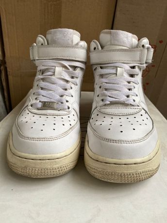 Nike Air Force One mid White