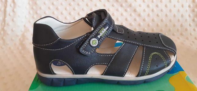 Sandały chlopiece Nowe 33 Wyprzedaż
