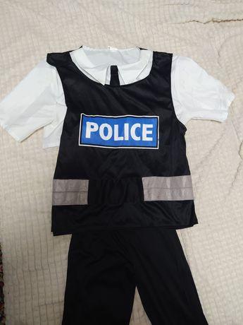 Костюм полицейский полиция 11-12 лет