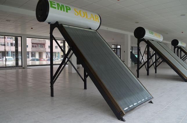 Painel Solar 150 Litros Termossifão novo Fluxo direto (saldo))