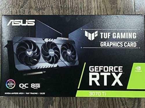 ASUS GeForce RTX 3070 Ti TUF 8GB OC