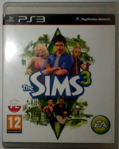 The Sims 3 PL PS3 --- możliwość zamiany SKLEP Warszawa - image 1