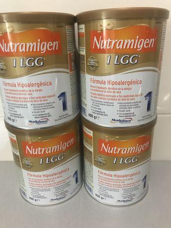 Nutramigen 1LGG- Alergia à proteína do leite vaca
