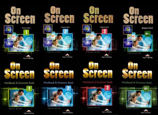 On Screen 1,2,3,B1+,B2+