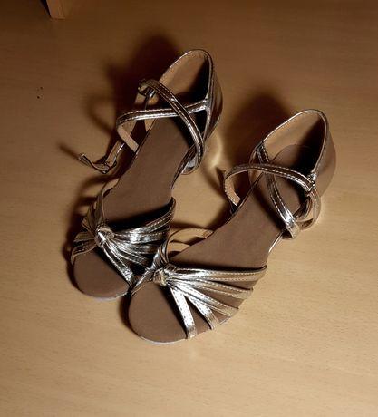 Туфли для бальных танцев, серебро, есть размеры