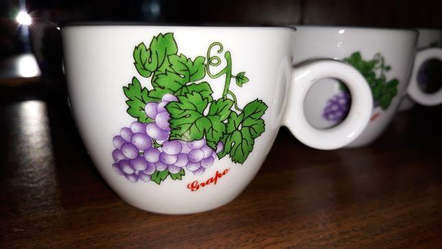 Новый кофейный сервиз из 6 чашек