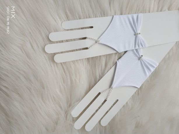 Rękawiczki do Komunii Św.