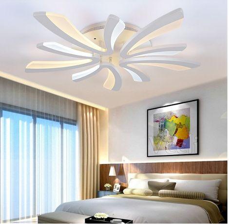 LAMPA sufitowa LED PLAFON żyrandol LED 2286/5 LED