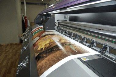 широкоформатная печать, баннер, пленка, бумага,