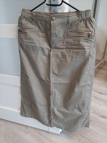 Śliczna, długa spódnica, rozmiar M