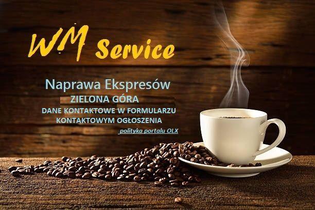 Naprawa - serwis Ekspresów do Kawy