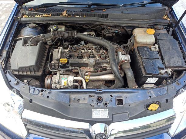 Opel Astra H 1.7 CDTI skrzynia biegów manualna M32 wysyłka kurierem