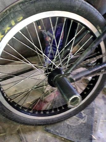 Bmx колесо заднее