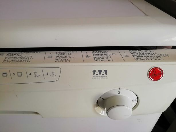 Máquina de lavar loiça hoover