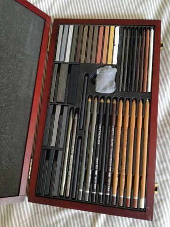 Caixa Cretacolor - Materiais de Arte