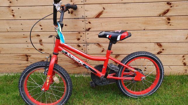 Rower dziecięcy dla 4-7latka