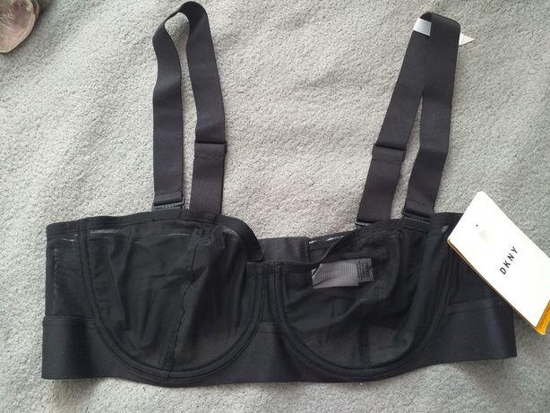Bardotka DKNY czarna