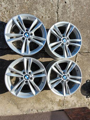 Felgi Alu z Czujniki Oryginał BMW e90 e60 f10 f10 X3 5x120 18 Cali 8J