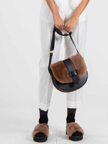 Новая сумка кожа 2021 Brunello Peserico Gucci Италия оригинал