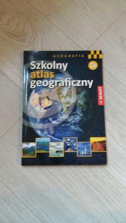 NOWY szkolny atlas geograficzny