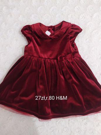 Sukieneczka r.80 H&M