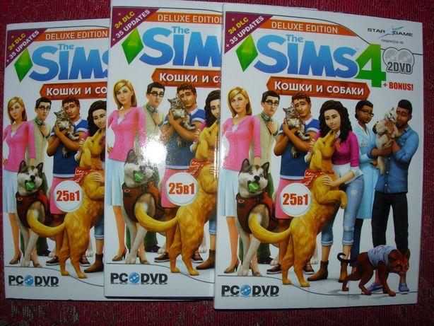 Sims 4 (Симс 4) PC-DVD, Малыши, Родители, Вампиры и другие дополнения