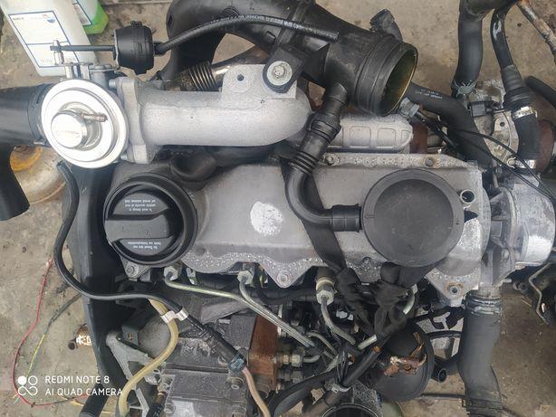 Двигун мотор двигатель Фольцваген гольф 4/ 1.9TDI