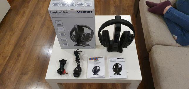 Słuchawki bezprzewodowe MEDION
