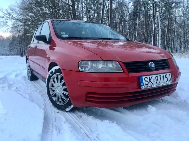 Fiat Stilo 1.4 benzyna, 214 tys. km., 6 biegów, krajowy, opony zimowe