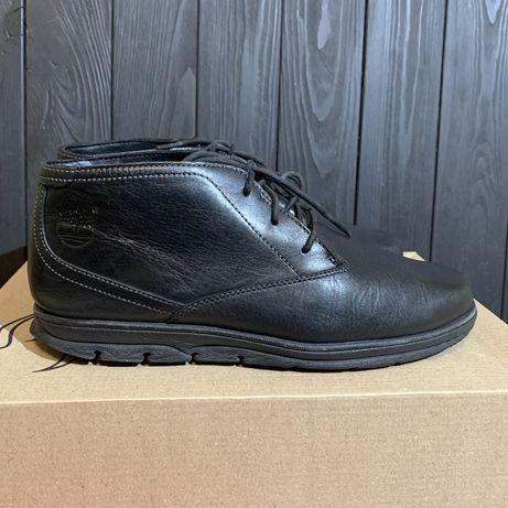 Кожаные ботинки Timberland 40 размер Lowa merrell Clarks ecco