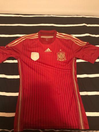 Camisola Espanha Campeão Mundial