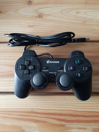 Gamepad Vakoss Joypad Double Shock USB PC