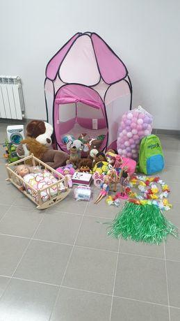 Megaz zestaw zabawek- okazja!!!