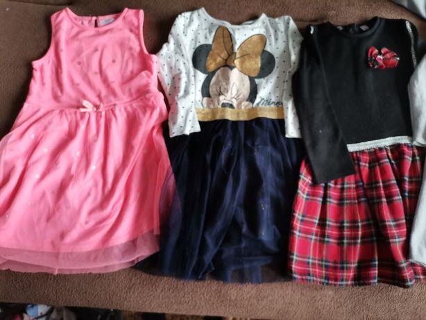 Oddam ubranka dla dziewczynki 110-122