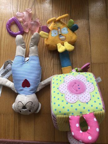 Zabawki dla niemowlęcia babyono ikea