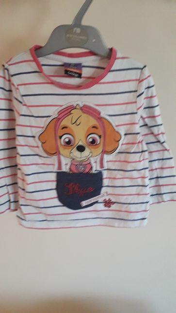 Bluzeczka Psi Patrol Skye dla dziewczynki George 86-92