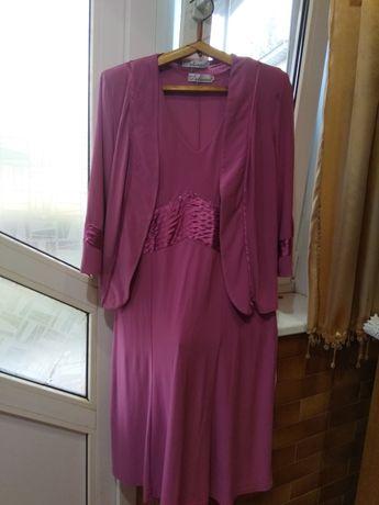 Костюм платье нарядное 52 размер