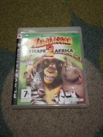 Jogo Madagascar escape 2 África ps3