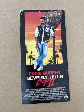 Beverly Hills Cop II - Bilet na premierowy pokaz filmu