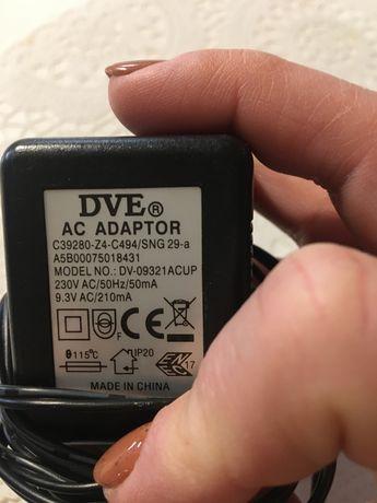 Ładowarka, adaptor DVE