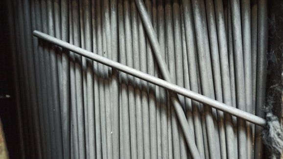 Электрод спектральный С-3, размер 6*200, графит ОСЧ особо чистый