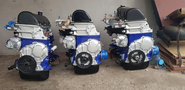 Двигатель ВАЗ 2103, 21011, 2106, 21083 после полного капремонта