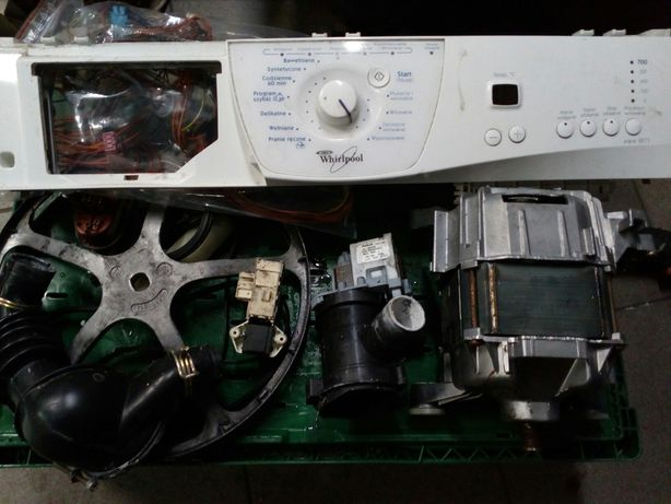 Części Pralka Bosch WFL 1200 Whirpool AWM 6071