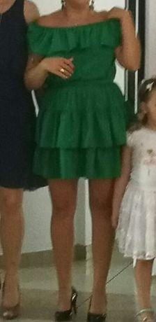 Sukienka hiszpanka piekna