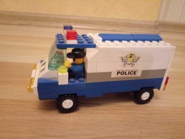 Машина, Конструктор лего