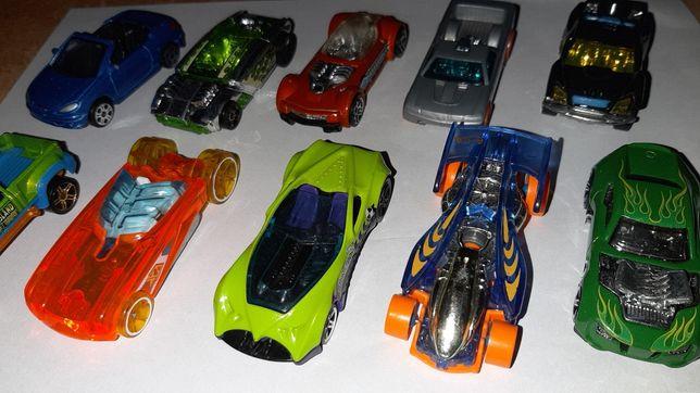 Hot Wheels samochody dla chłopca